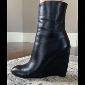 Gucci Charlene Wedge booties